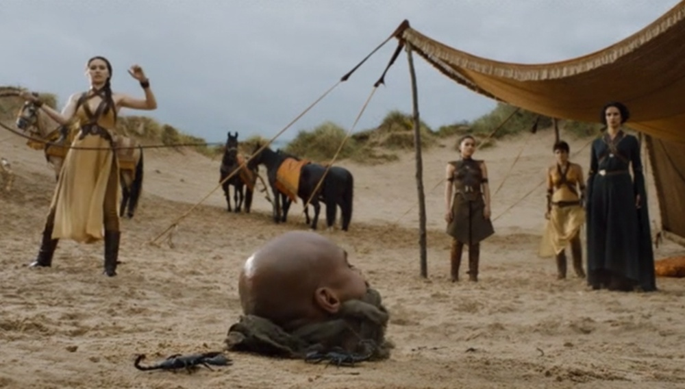 «Game of Thrones», Κύκλος 5, Επεισόδιο 04: Σημειώσεις