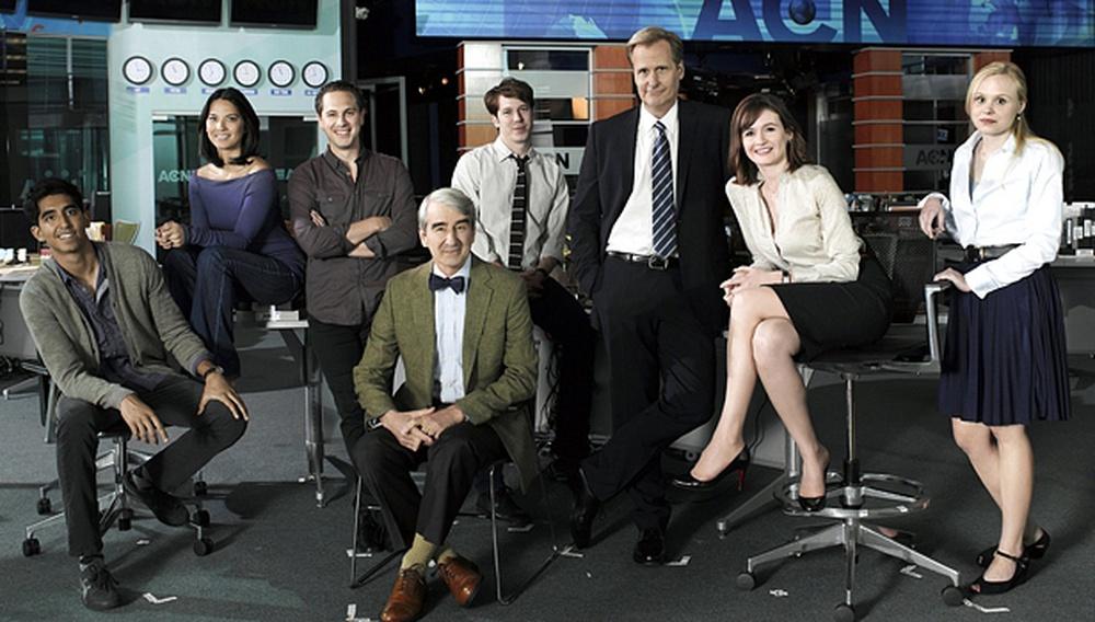 «The chips are falling!» Πρώτο, κανονικό trailer για τη νέα σεζόν «Newsroom»