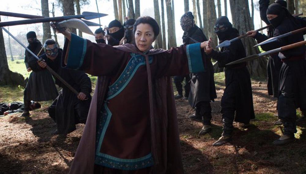 Επικό ξύλο! Πρώτη ματιά στο «Crouching Tiger, Hidden Dragon: Sword of Destiny»