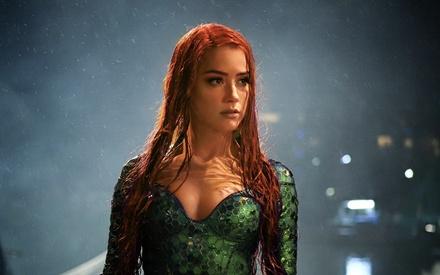 Η Αμπερ Χερντ δεν θα αποχωρήσει από το «Aquaman 2» παρά τις αντιδράσεις των φανς