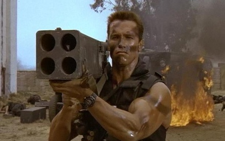 100 Greatest Action Movie Punchlines