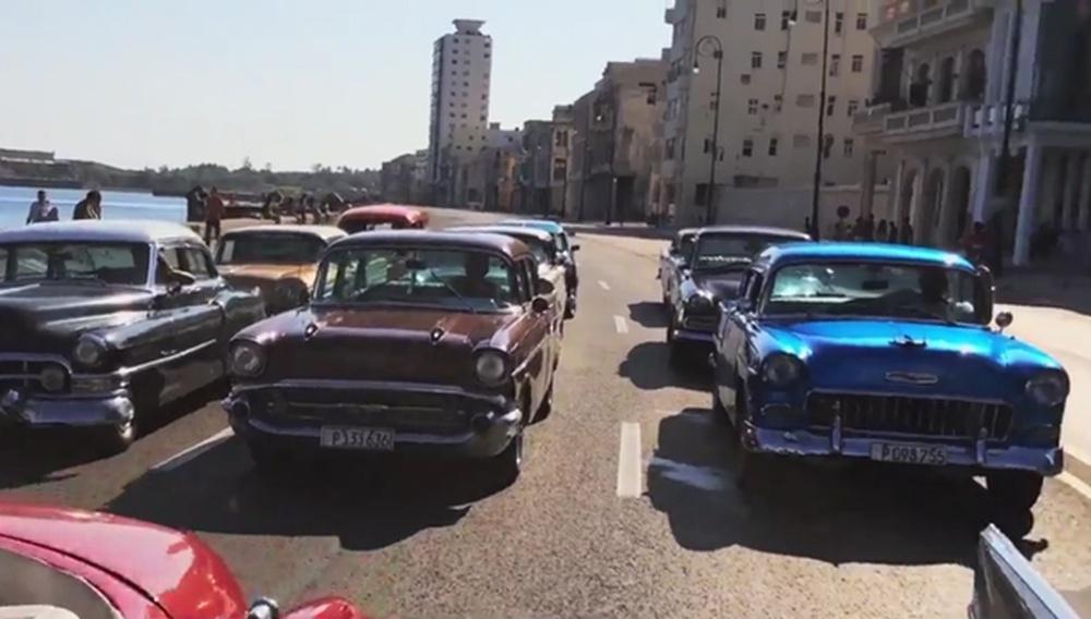Το «Fast 8» ξεκίνησε γύρισμα στην Κούβα: δείτε το απίστευτο βίντεο