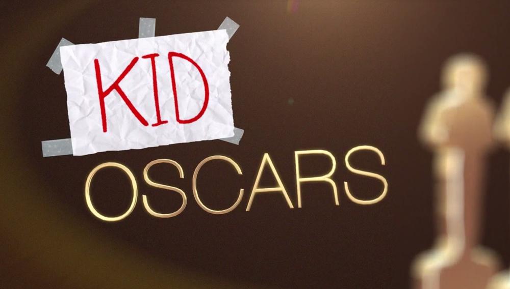 Oscars 2015: Οταν τα παιδιά κάνουν την οσκαρική κούρσα να μοιάζει... παιχνίδι!