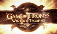 Winter is Trumping: Οταν ο Ντόναλντ Τραμπ εισέβαλε στο «Game of Thrones»!