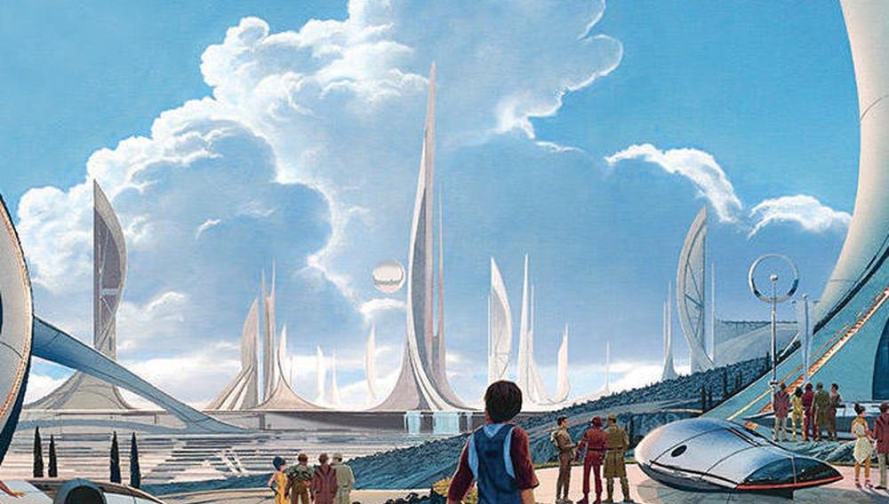 Ο Τζορτζ Κλούνεϊ αφήνει τους γάμους και πάει στην «Tomorrowland»