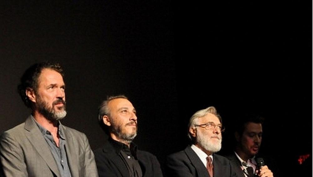 Τορόντο 2012, συναντήσεις: Γιάννης Σμαραγδής, Σεμπάστιαν Κοχ