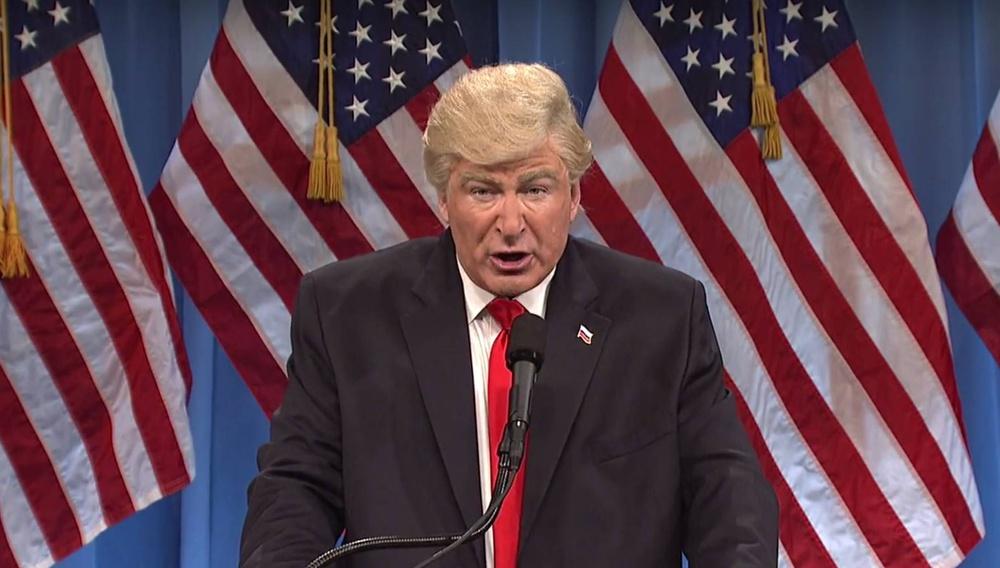 Ο Ντόναλντ Τραμπ πιστεύει πως το «Saturday Night Live» είναι «πραγματικά κακή τηλεόραση»