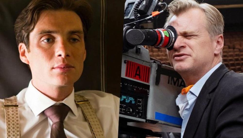 Ο Kίλιαν Μέρφι θα πρωταγωνιστήσει στη νέα ταινία του Κρίστοφερ Νόλαν για τον Τζ. Ρόμπερτ Οπενχάιμερ