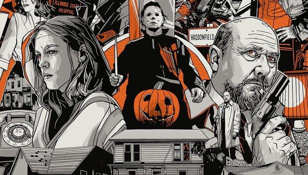 Δείτε τα Halloween στη σωστή, χρονολογική σειρά - αν τολμάτε!