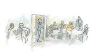 «About Endlessness»: Τα σκίτσα του Ρόι Αντερσον που γέννησαν την ταινία