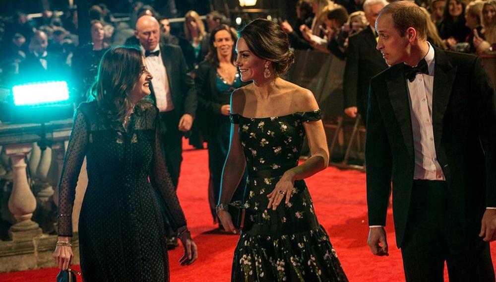 BAFTA 2017: Το κόκκινο χαλί