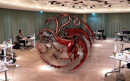 Dracarys! Ξεκίνησε η παραγωγή του «House of the Dragon»