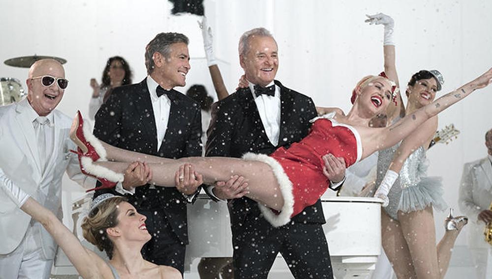 «A Very Murray Christmas»: Τα Χριστούγεννα με τον Μπιλ Μάρεϊ θα είναι απλώς... φανταστικά!