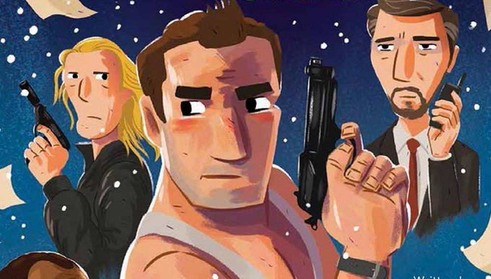 Το εικονογραφημένο βιβλίο του «Die Hard» είναι το καλύτερο δώρο για τις γιορτές