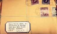 Ενα πακέτο για τον Ιντιάνα Τζόουνς αναζητά παραλήπτη (κι αποστολέα)