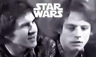 Ενα μικρό αριστούργημα: δείτε την πρώτη ακρόαση των Μαρκ Χάμιλ & Χάρισον Φορντ για το «Star Wars»