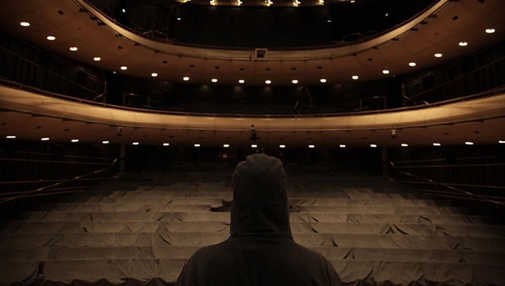 Το «Stage Fright» του Γιώργου Ζώη στο L' Atelier του Φεστιβάλ Καννών!