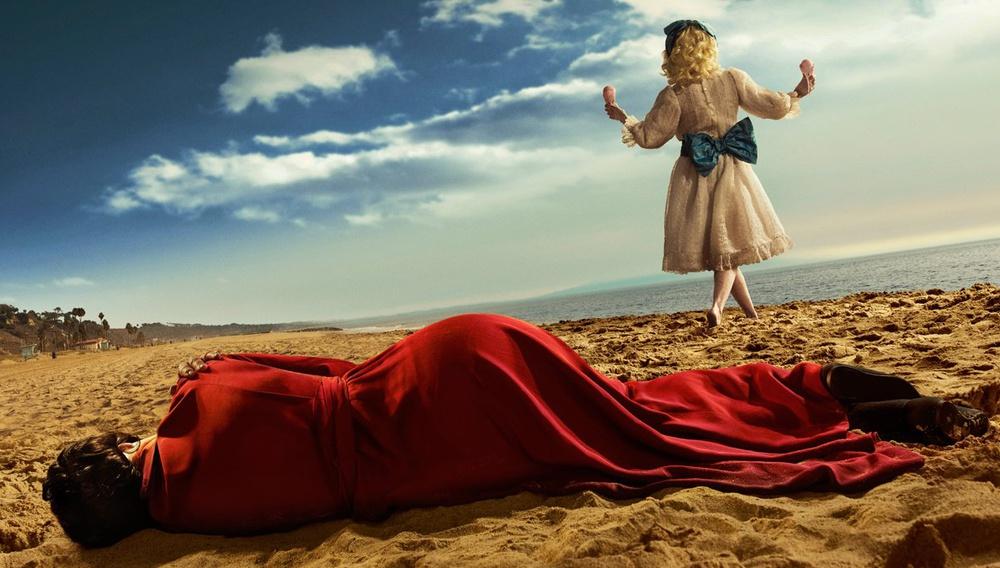 Τζέσικα Λανγκ εναντίον Σούζαν Σαράντον: Πρώτα (υπέροχα camp) teasers για το «Feud»