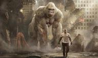 Ντουέιν Τζόνσον εναντίον γιγαντιαίου γορίλα. Και λύκου. Και κροκόδειλου. Αυτό είναι το «Rampage»!