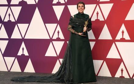 Η Ολίβια Κόλμαν κερδίζει το Οσκαρ Α' Γυναικείου Ρόλου για την «Ευνοούμενη» του Γιώργου Λάνθιμου