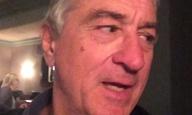 Το πρώτο Vine βίντεο του Ρόμπερτ Ντε Νίρο