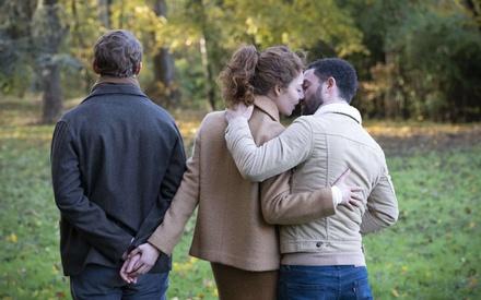 Η αγάπη είναι ένα όμορφο μπέρδεμα στο «Αυτά που Λέμε και Αυτά που Κάνουμε» του Εμανουέλ Μουρέ