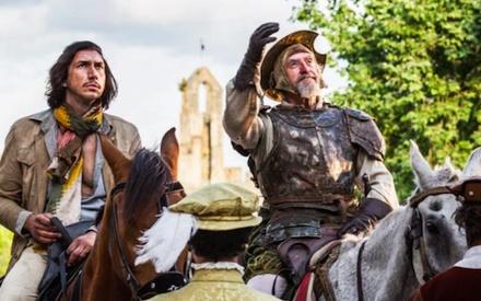 Κάννες 2018: Είναι στενάχωρο να βλέπεις τον Τέρι Γκίλιαμ να παλεύει με ανεμόμυλους στο «The Man Who Killed Don Quixote»