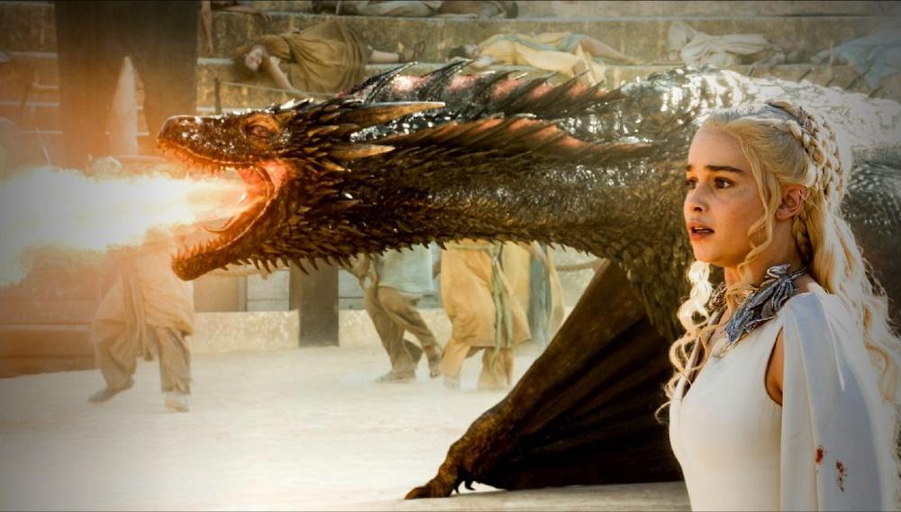 Game of Thrones: Δείτε πώς γυρίστηκε η σκηνή «απόδρασης» της Ντενέρις