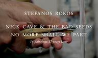 No More Shall We Part: Η Ρηνιώ Δραγασάκη και η Αρασέλη Λαιμού μοιράζονται εικόνες από το making of της έκθεσης του Στέφανου Ρόκου