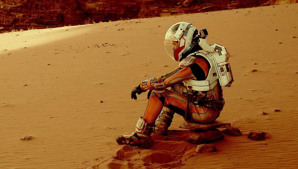 Είναι το «The Martian» η ταινία που θα χαρίσει στον Ρίντλεϊ Σκοτ το πρώτο του Οσκαρ;