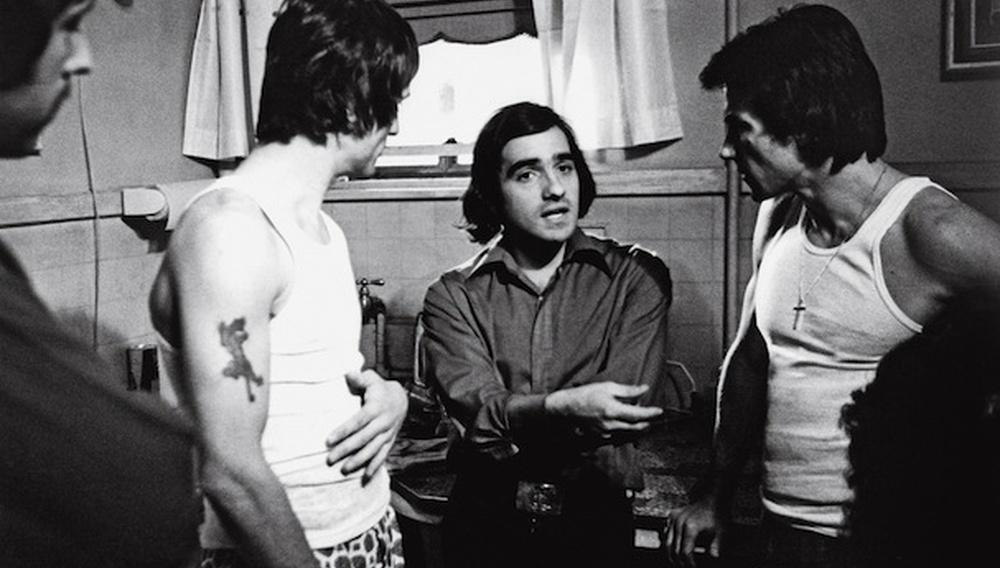 Μάρτιν Σκορσέζε: σπάνιες φωτογραφίες από τα 45 χρόνια καριέρας του