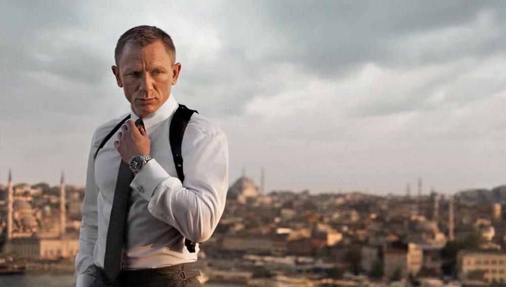 Σταμάτησαν τα γυρίσματα του «Bond 25» μετά από τραυματισμό του Ντάνιελ Κρεγκ