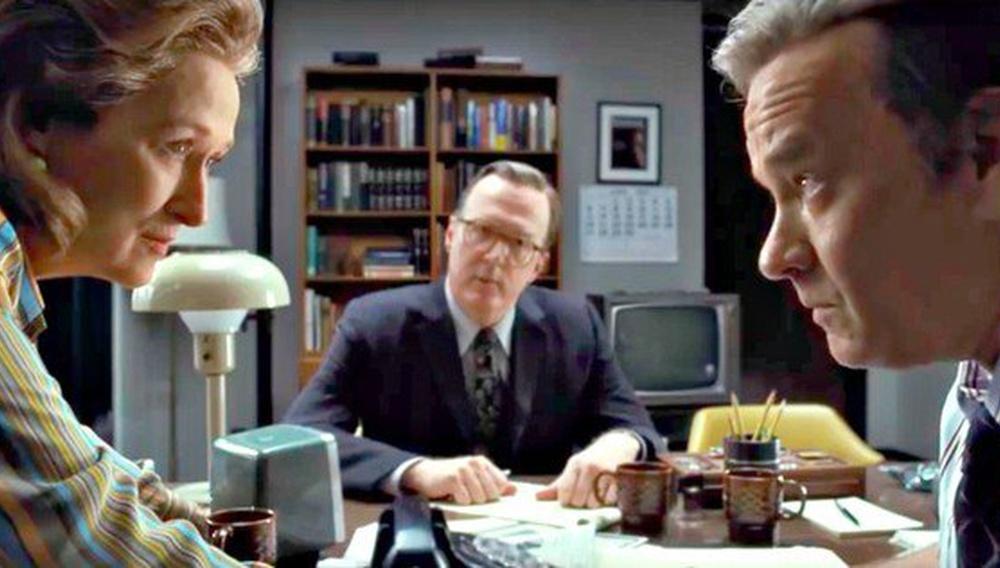 Το «The Post» του Στίβεν Σπίλμπεργκ, καλύτερη ταινία της χρονιάς για το National Board of Review