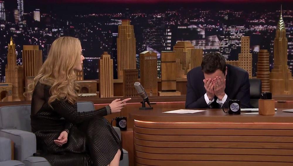 Αυτό ήταν το πιο αστείο βίντεο της εβδομάδας: Νικόλ Κίντμαν - Τζίμι Φάλον