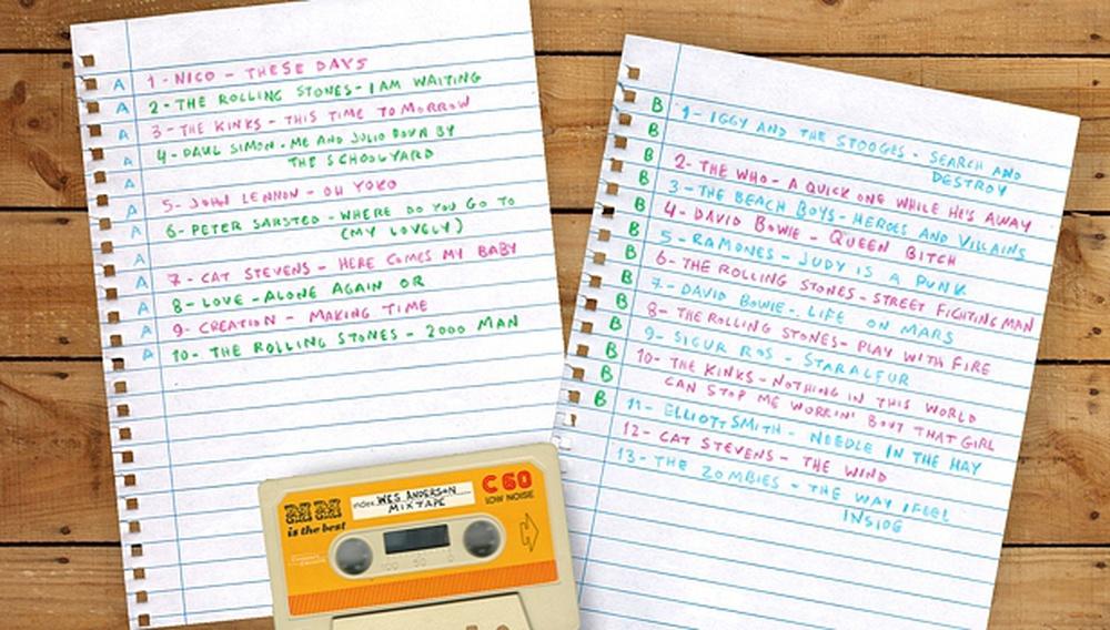 Το mixtape του Γουες Αντερσον