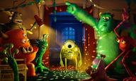 «Φοβερές πλάκες»: δείτε το τρέιλερ του «Μπαμπούλες με Πτυχίο» της Pixar!
