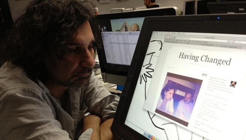 O Ντίνο Σταματόπουλος μιλάει στο Flix για την «Anomalisa» του Τσάρλι Κάουφμαν