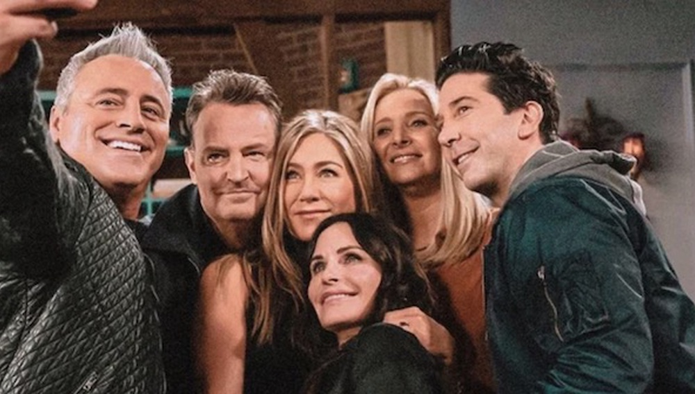 Friends: The Reunion   «The One That Made us Laugh & Cry»