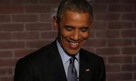 O Mπαράκ Ομπάμα διαβάζει Mean Tweets στον Τζίμι Κίμελ