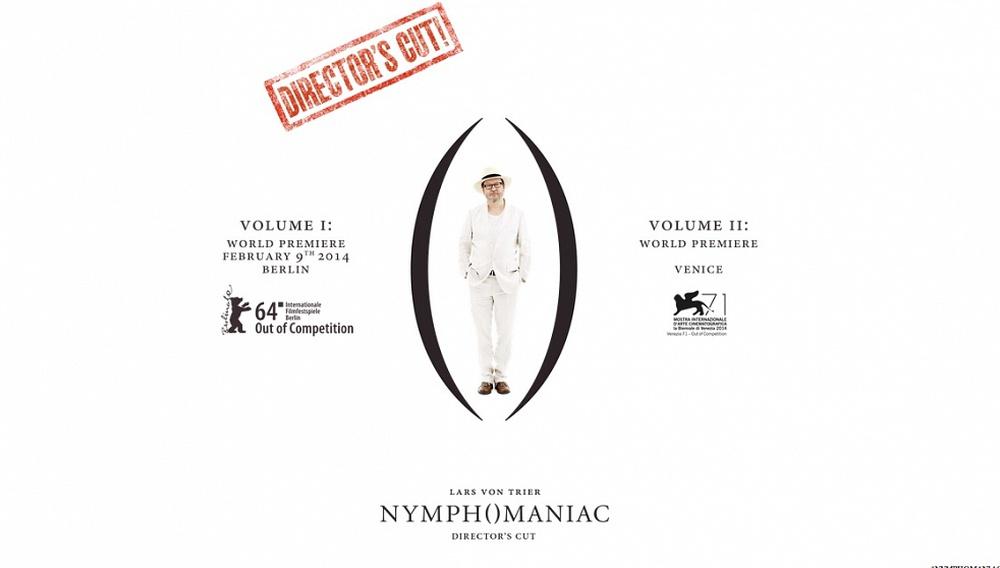 Το Director's Cut του «Nymphomaniac Vol.2» κάνει πρεμιέρα στη Βενετία