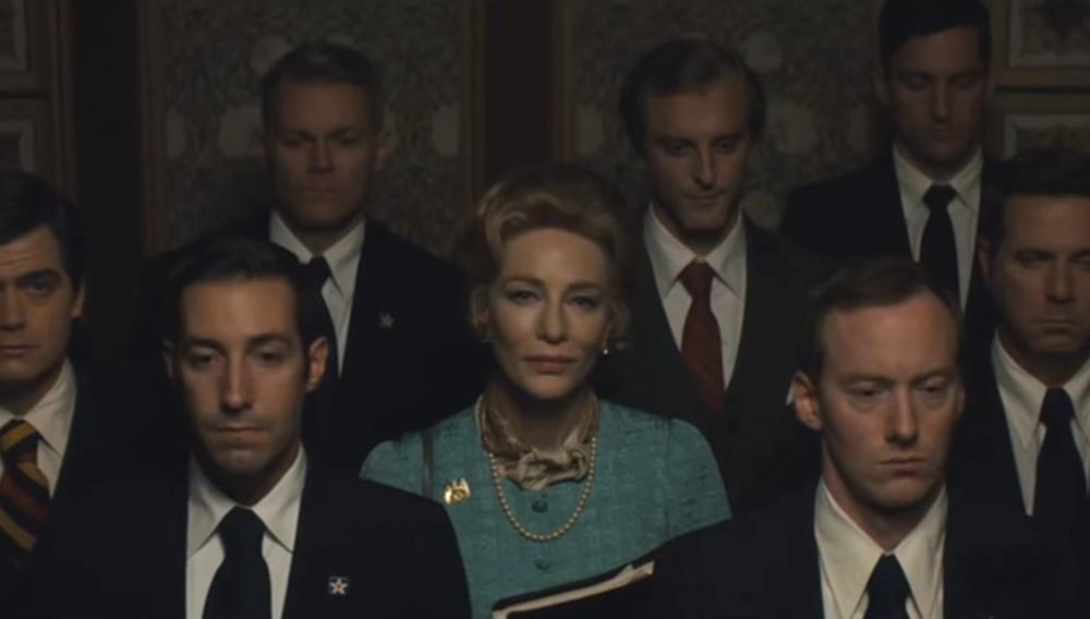 «Δεν είμαι εναντίον των γυναικών!» Η Κέιτ Μπλάνσετ τη βλέπει αλλιώς, στο τρέιλερ του «Mrs. America»