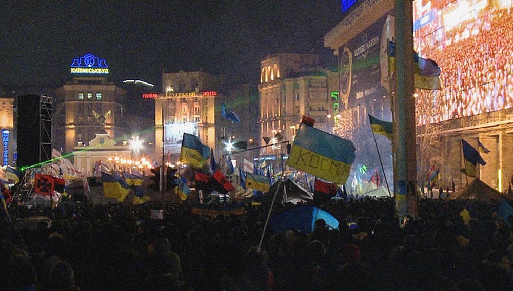 Κάννες 2014: Η πλατεία Μαϊντάν του Κιέβου στην καρδιά του Φεστιβάλ των Καννών