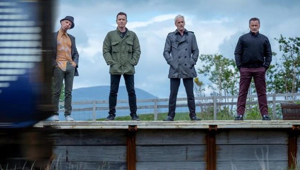 The gang's all here! Η παλιοπαρέα του «Trainspotting» επιστρέφει στο teaser για το σίκουελ του Ντάνι Μπόιλ