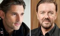 Ρίκι Τζερβέις & Ερικ Μπάνα σε μία κατάμαυρη κωμωδία για το Netflix