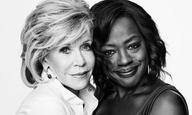 Η Τζέιν Φόντα και η Βαϊόλα Ντέιβις μιλούν για το τι σημαίνει να είσαι γυναίκα (ηθοποιός) σήμερα