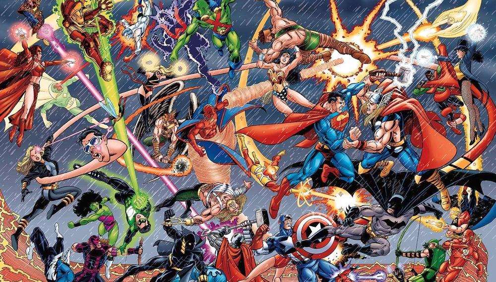 Τελικά ποιοι θα κερδίσουν στην απόλυτη αναμέτρηση: οι υπερήρωες της Marvel ή των DC Comics;