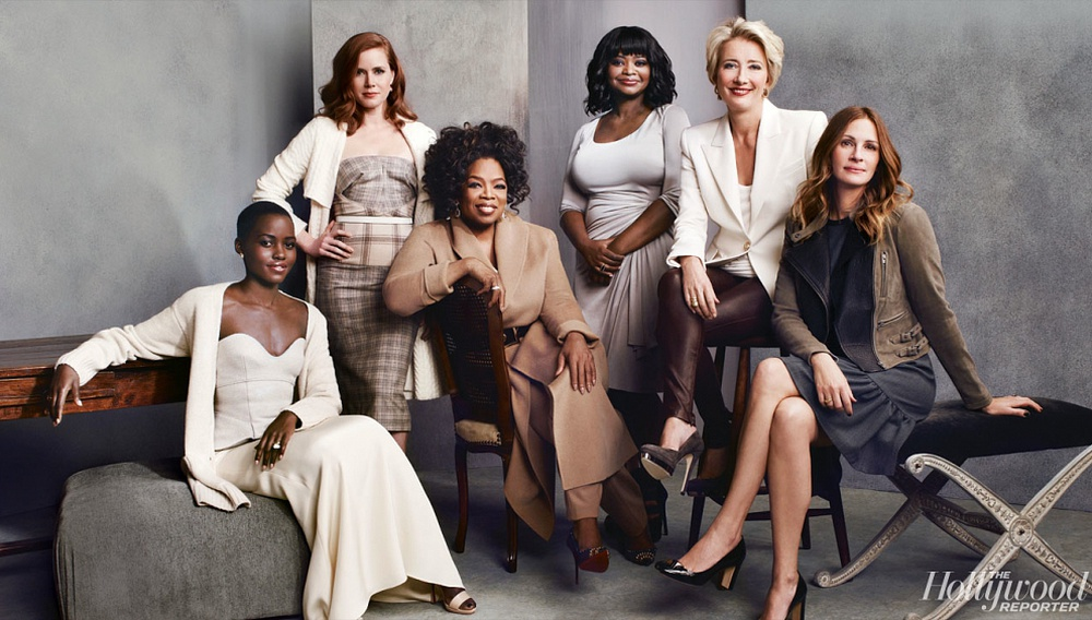 Oscars 2014: Οσα λένε τα κορίτσια μεταξύ τους...
