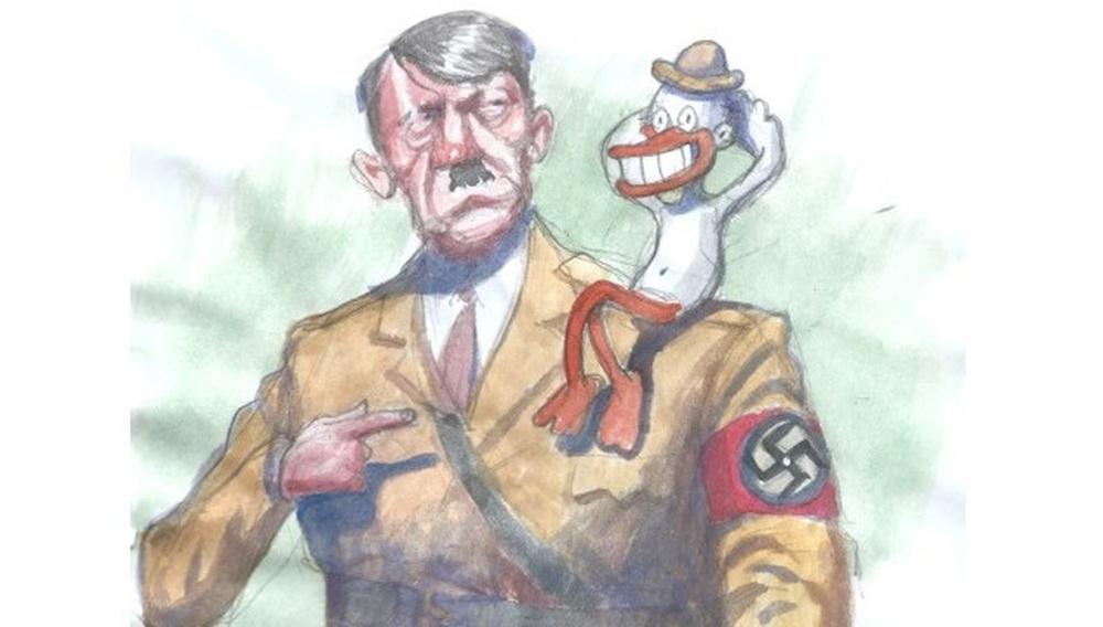 Στο «Hitler's Folly» ο Μπιλ Πλίμπτον φαντάζεται μια διαφορετική καριέρα για τον Αδόλφο Χίτλερ