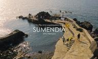 Το Flix κάτω από το ηφαίστειο: Βίντεο από τα γυρίσματα του «Sumendia» στη Νίσυρο