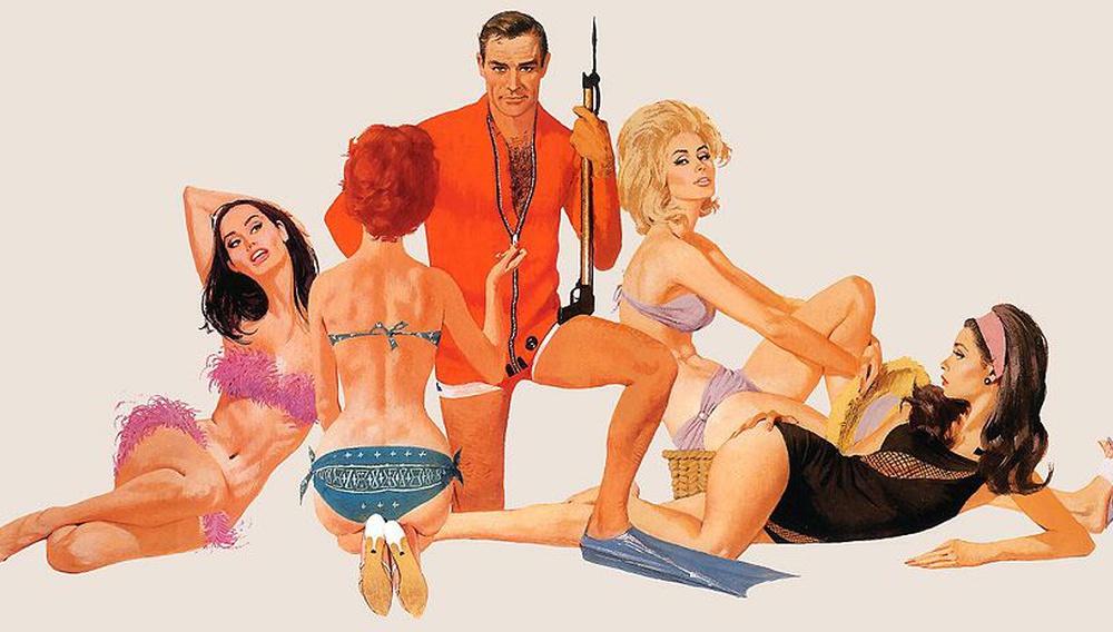 Το αγγλικό κοινό ψηφίζει ποιος ο είναι ο καλύτερος Τζέιμς Μποντ, ο καλύτερος κακός, το πιο σέξι Bond Girl!